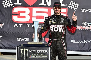 NASCAR Sprint Cup Noticias Martin Truex dice que no sirven las órdenes de equipo