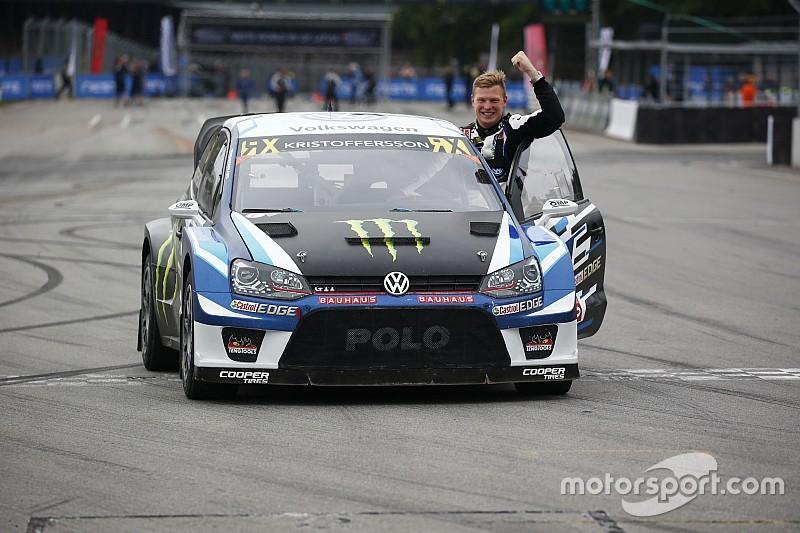 WRX у Латвії: Крістофферссон достроково взяв титул