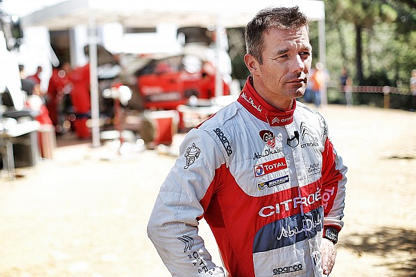 Льоб візьме участь у трьох етапах WRC 2018 року за кермом Citroen