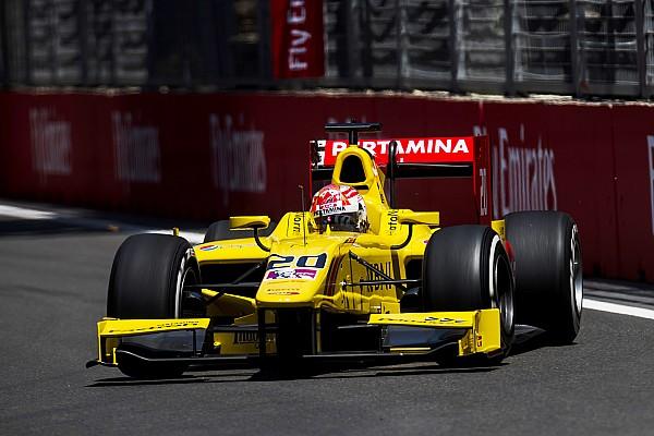 FIA F2 Rennbericht