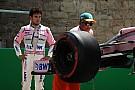 Pérez pide cambios en la curva 8 de Bakú