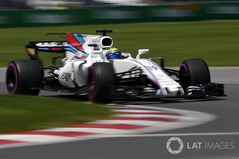 """Massa sobre el accidente con Sainz: """"No sabía qué sucedió"""""""