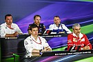Formula 1 Australian GP: Friday's Press Conference