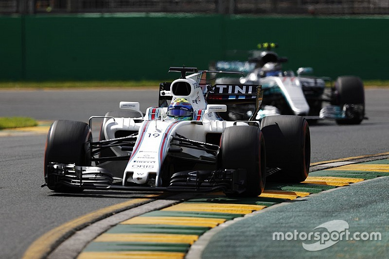 F1 2017 in Melbourne: Ergebnis, 2. Training