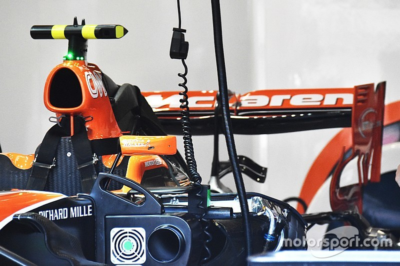 مكلارين ستستخدم محركًا أقوى في جائزة بلجيكا الكبرى