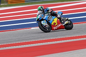 Moto2 Race report Austin Moto2: Morbidelli keeps perfect record with third straight win