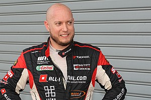 TCR Breaking news Huff gets TCR drive with Team WRT