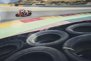 MotoGP Résumé d'essais Deux jours d'essais privés constructifs pour KTM en Aragón