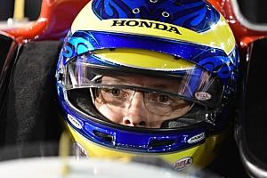 IndyCar 速報ニュース 【インディ500】大クラッシュのブルデー「いつか必ず戻ってくる」