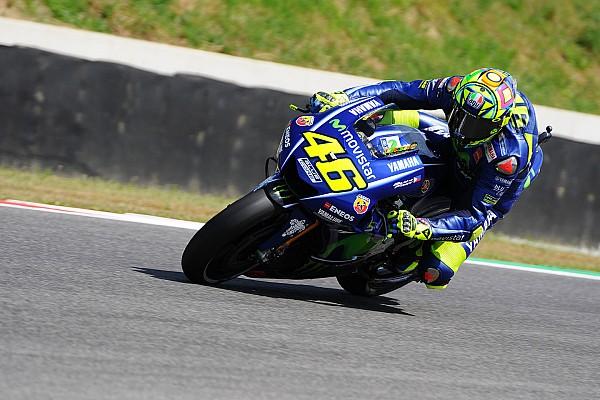 MotoGP Rossi: Az örömöm akkor lenne teljes, ha én is dobogóra állok