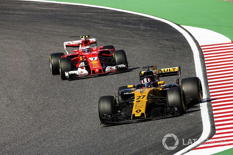 Nico Hülkenberg: Renault 2018 noch kein Top-3-Team