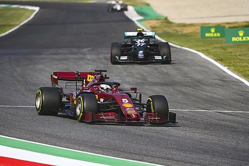 "Vettel says reverse grid races ""completely wrong"""
