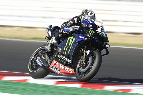 Misano MotoGP: Vinales scores second straight pole