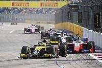 2021赛季F2和F3赛程公布
