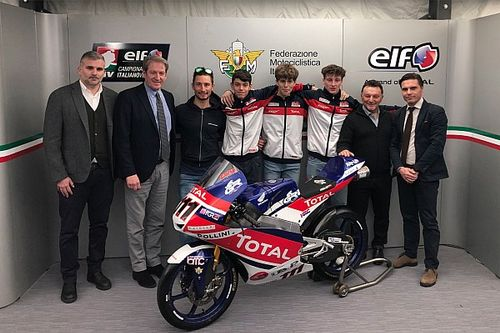 Il Junior Team Total Gresini si rinnova per il 2020