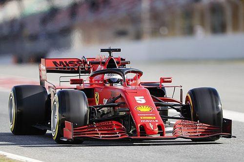 فيتيل مُحبط من الأوزان الحالية لسيارات الفورمولا واحد