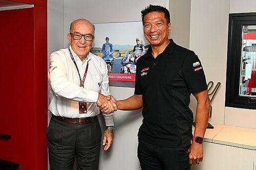 Sepang Racing Team to be rebranded as RNF Racing in MotoGP