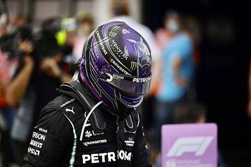 """Hamilton: """"Alonso'nun savunması harikaydı ama biraz limitlerin üzerindeydi"""""""
