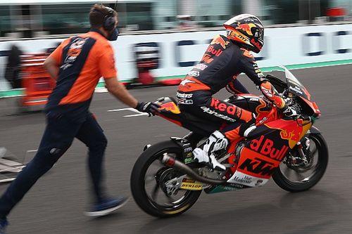 Las cuentas de Pedro Acosta para proclamarse campeón de Moto3 en Misano