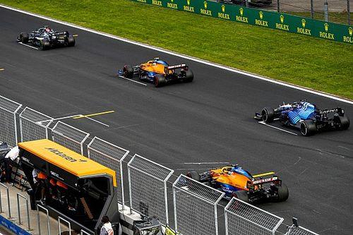 F1 pide a los pilotos no ser tan lentos entre vueltas en Turquía