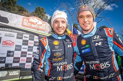 """WRC, Neuville sull'addio a Gilsoul: """"Non è stata una mia scelta"""""""