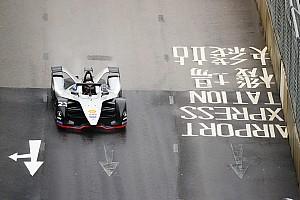 Fotogallery: gli svizzeri Buemi e Mortara nell'E-Prix di Hong Kong della Formula E