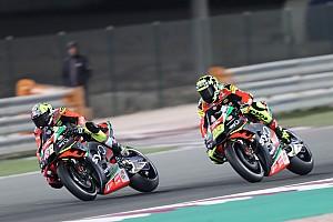 A MotoGP azt mondta az Apriliának, hogy a Ducati megoldása illegális
