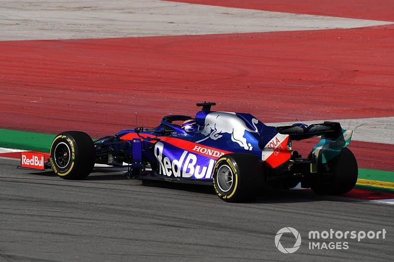 Албон перевершив очікування Toro Rosso на тестах