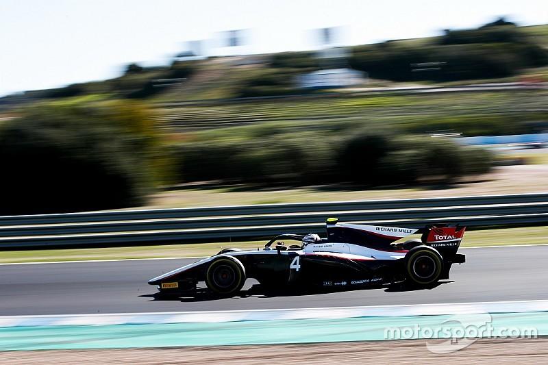 Test F2 Jerez, Giorno 2: de Vries si conferma il più veloce, ma Ghiotto è vicinissimo