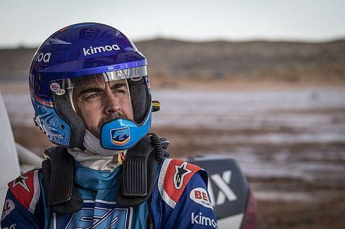 Alonso, Toyota ile Dakar hazırlıklarına başladı