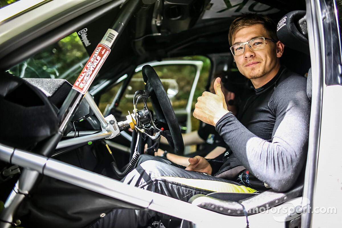 Rhys Yates correrà con la ŠKODA della Kresta Racing a Zlín