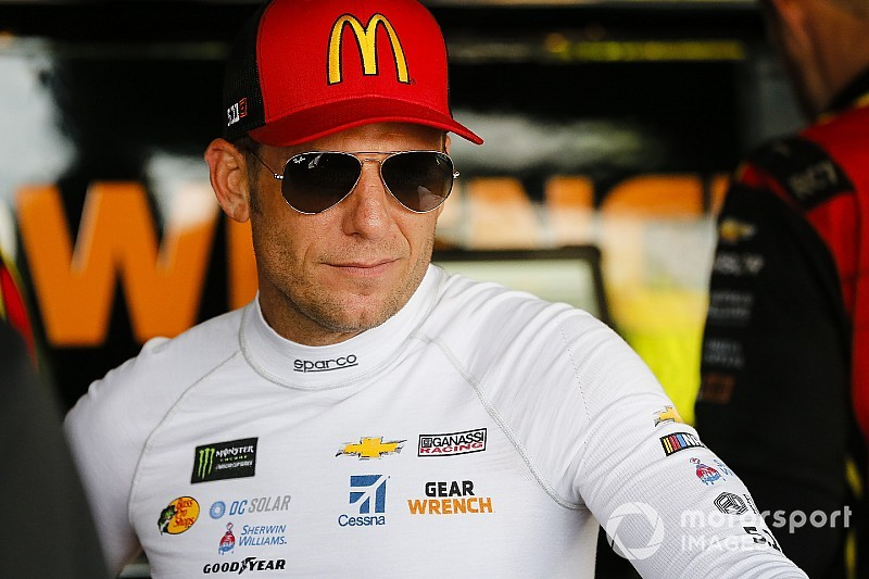 Chip Ganassi wants McMurray to continue with CGR in some capacity