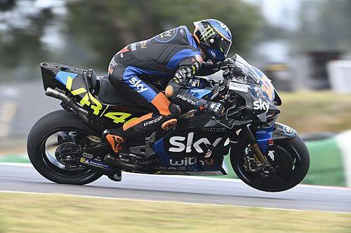 VR46 met Ducati in MotoGP, Saudische prins wil dat Rossi blijft rijden