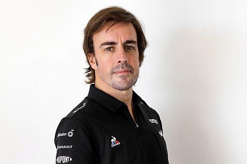 """Alonso está """"totalmente apto"""" para os testes da F1, diz CEO da Alpine"""