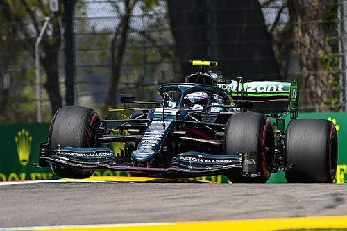Vettel, Aston Martin'in yeni güncellemelerinden memnun