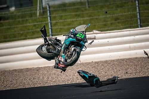 В Шпильберге решили не менять второй поворот после жуткой аварии в MotoGP-2020
