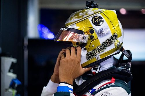 Ini Strategi Sean Gelael di Race 4 Asian Le Mans Series