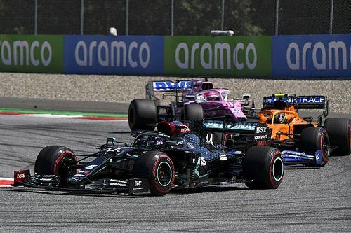 Hamilton reveals foiled strategy plan to beat Bottas