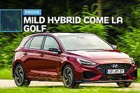 Hyundai i30 restyling, la prova su strada del nuovo 1.5 mild hybrid