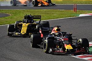 Renault cree que el impedimento de Red Bull para probar con Ricciardo demuestra