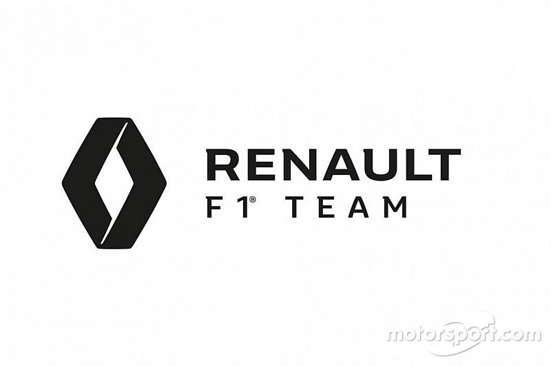 Renault Sport F1 Team diventa Renault F1 Team dal 2019 e cambia logo