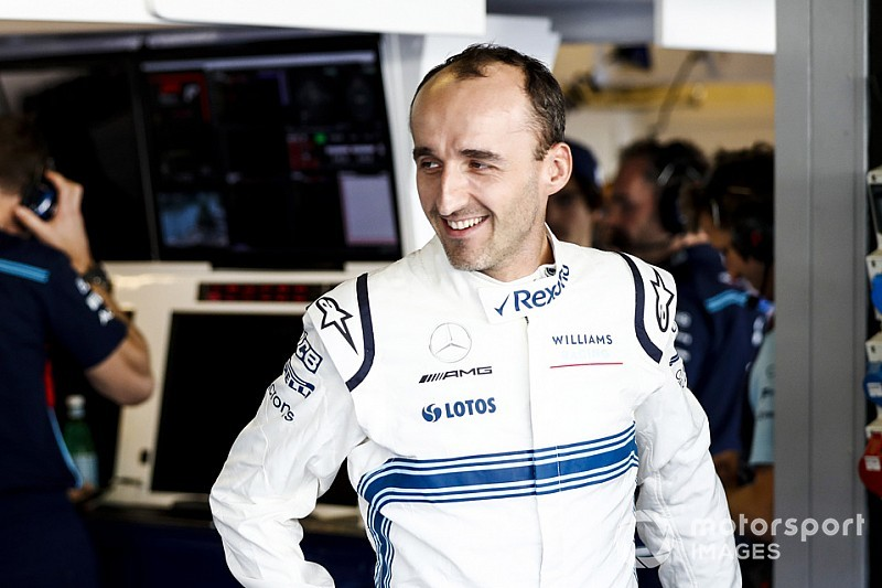 "Kubica will be ""more like a rookie"" in 2019"