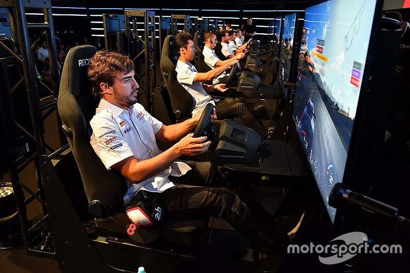 Alonso mit művelt? Te jó ég! (videó)