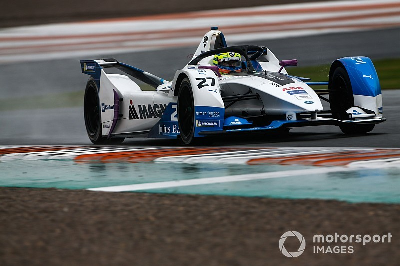 Mentális kihívás, avagy a BMW újonca felkészült a nehéz időkre a Formula E-ben