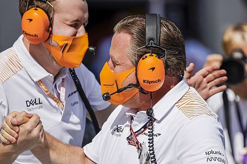 Brown Minta Formula 1 Perbaiki Format Sprint Race