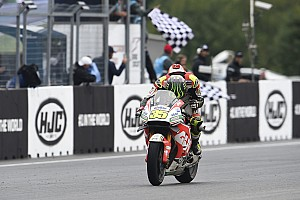 MotoGP Special feature Randy Mamola: Good old Cal finally breaks his duck