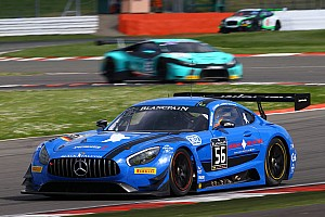 Blancpain Endurance Race report Mixed results for Team Black Falcon at Paul Ricard