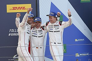 WEC Race report Nurburgring WEC: Porsche beats Audi as #1 crew takes victory