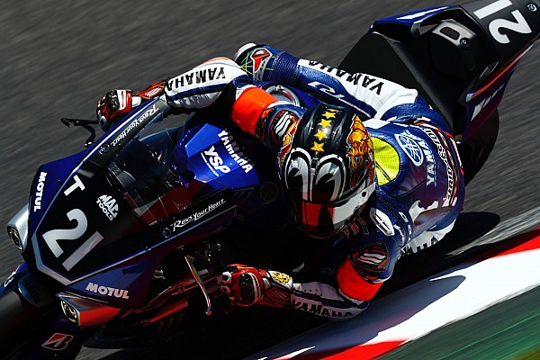 FIM Endurance Breaking news Yamaha names line-ups for Suzuka 8h title defence