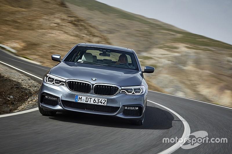 BMW presenteert 5 Serie met superzuinige én supersnelle uitvoering